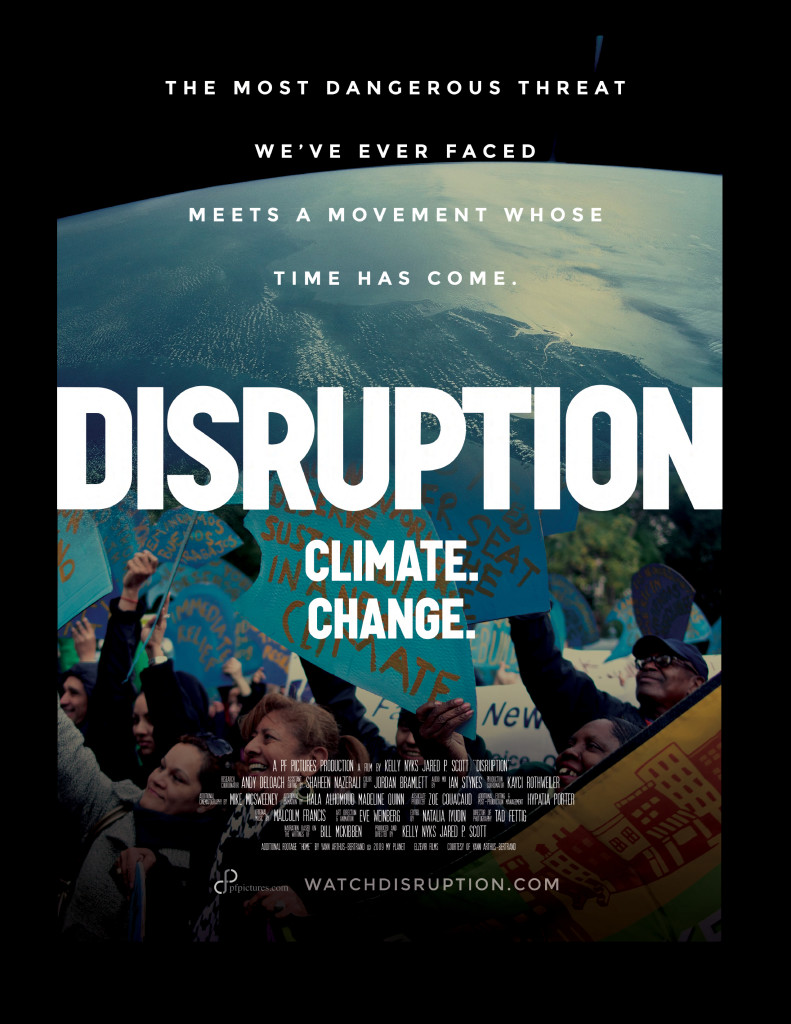 DisruptionMoviePoster