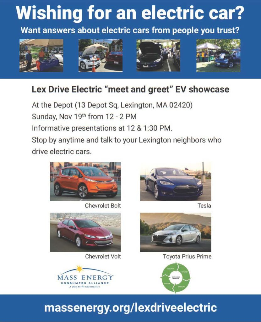 Lex Drive Electric flier